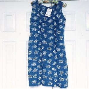 Handmade turtle dress